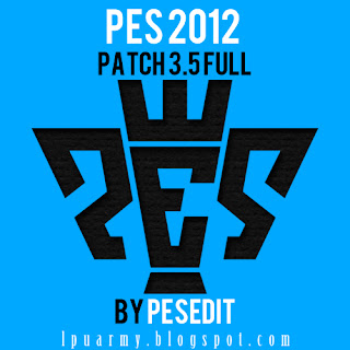 Download PES 2012 Patch 3.5 Full by PESEdit