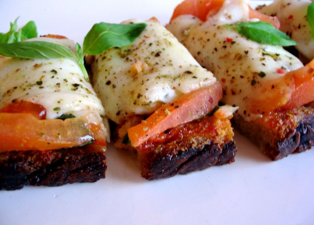 bruschetta is a lovely lovely italian food it s basically grilled ...