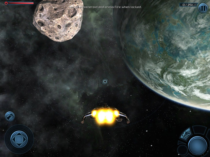 Galaxy On Fire 2 Free App Game By FISHLABS