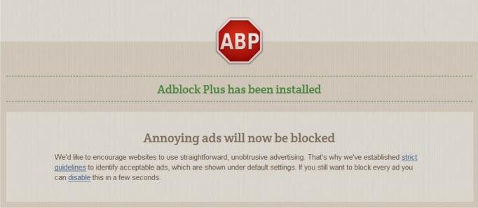 Cara Memasang AdBlock Plus di Mozilla Firefox
