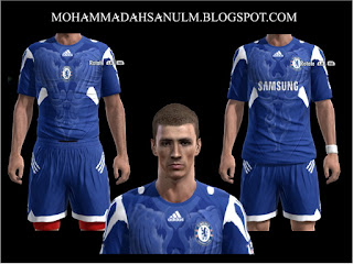 Fantasy Home Kits Chelsea by AdesV