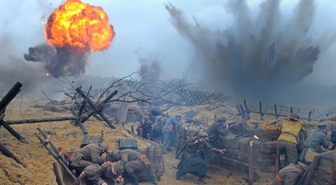 DVD 3D de La bataille de Varsovie