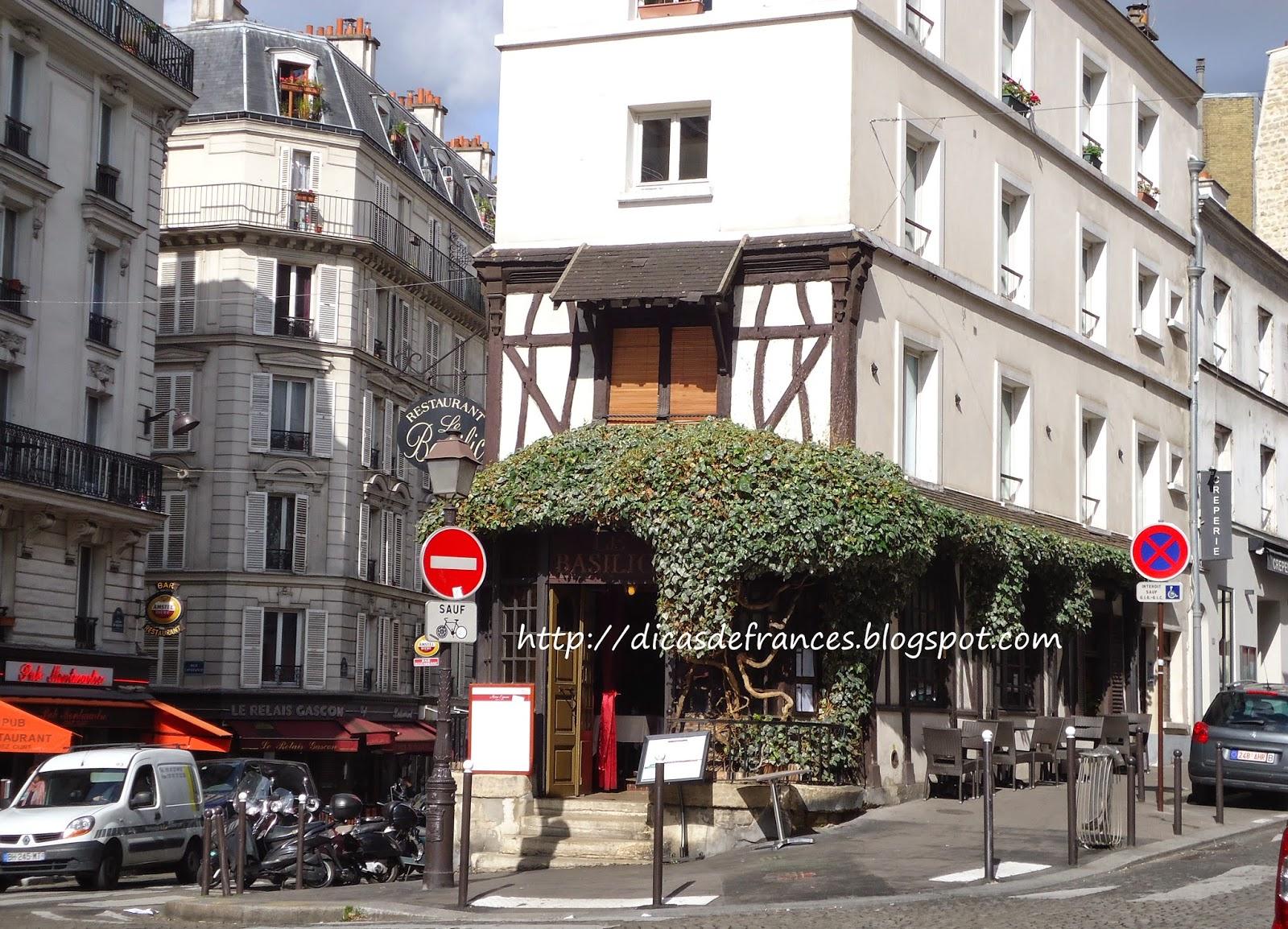Dicas pr ticas de franc s para brasileiros montmartre for Miroir restaurant montmartre