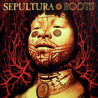 Seputura - Roots (1996) - capa do disco