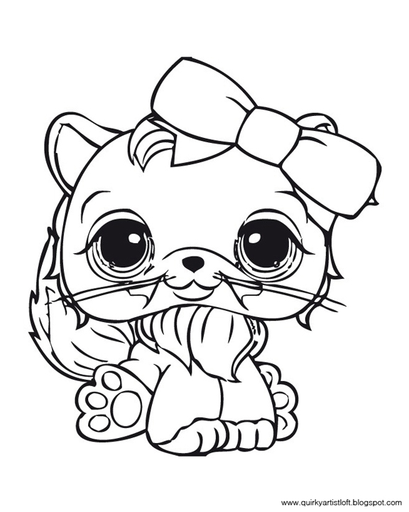 32 quirky artist loft littlest pet shop free printable coloring book on lps printables iphone
