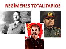 TEMA: Totalitarismo: Fascismo Italiano - Nazismo Alemán