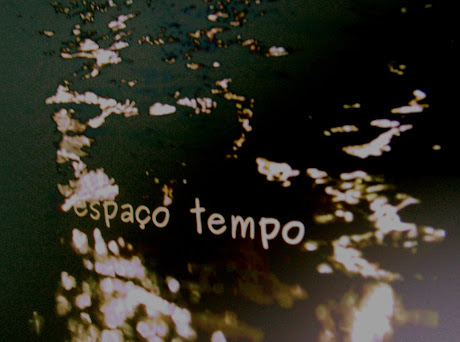 "Videoarte ""espaço tempo"""