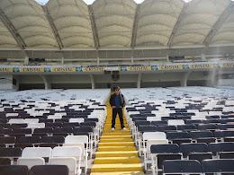 Estádio Monumental Santiago - Colo Colo