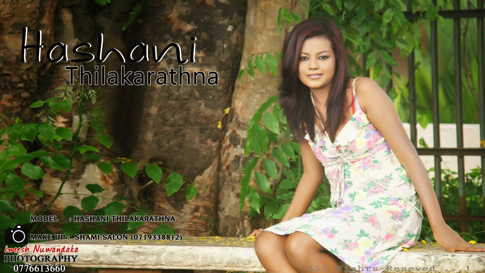 Hashani Thilakarathna sl model