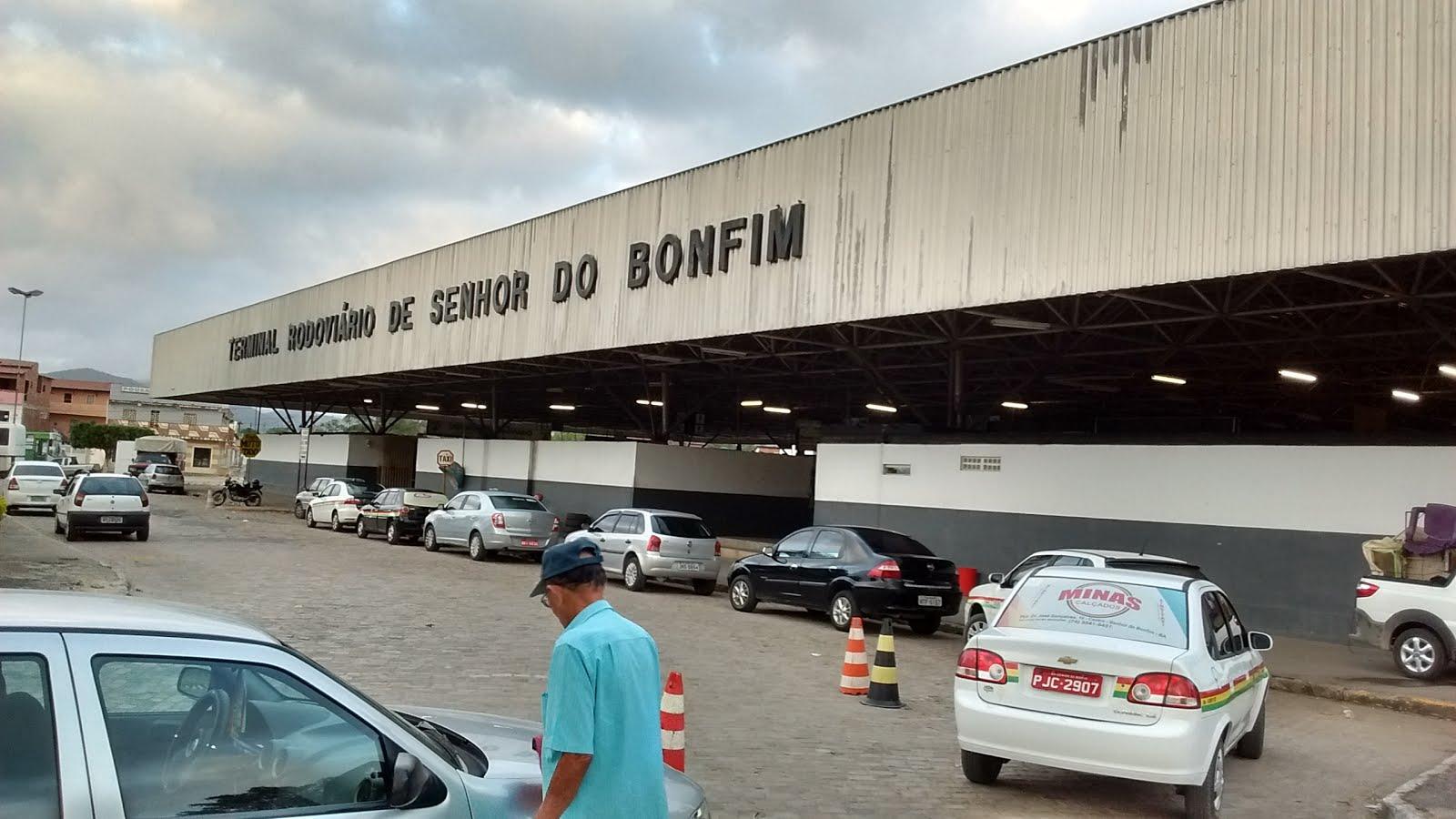RODOVIÁRIA DE SR DO BOMFIM (BAHIA)
