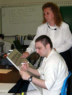 The Windham School District provides education programs for inmates in state prisons.