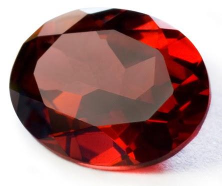 Batu ruby atau batu merah delima
