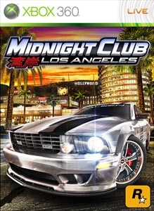 cover xbox360 du jeu midnight club l.a.