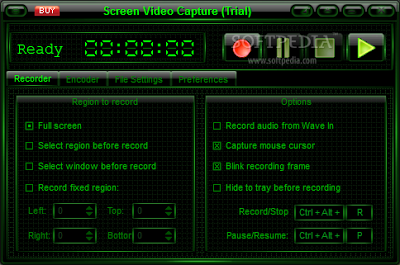 windows video capture software | Screen Video Capture