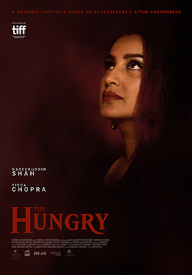 Poster Of Hindi Movie The Hungry 2017 Full HD Movie Free Download 720P Watch Online