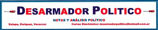 DESARMADOR POLITICO