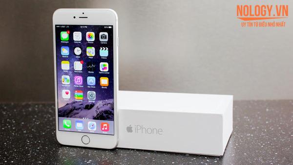 Hình ảnh chiếc iphone 6 lock nhật