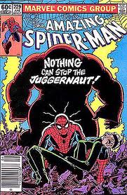 spiderman nothing can stop the juggernaut graphic novel