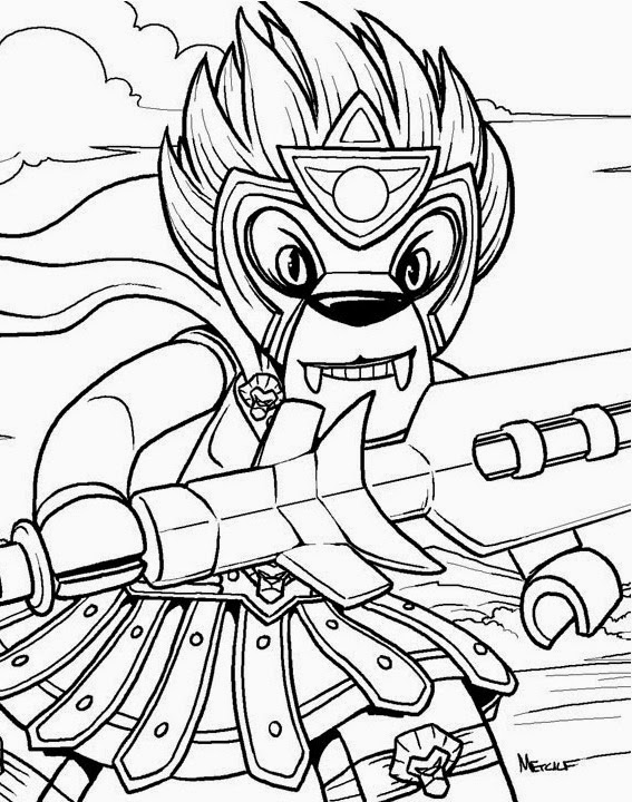 lego chima eagle coloring pages - photo#29