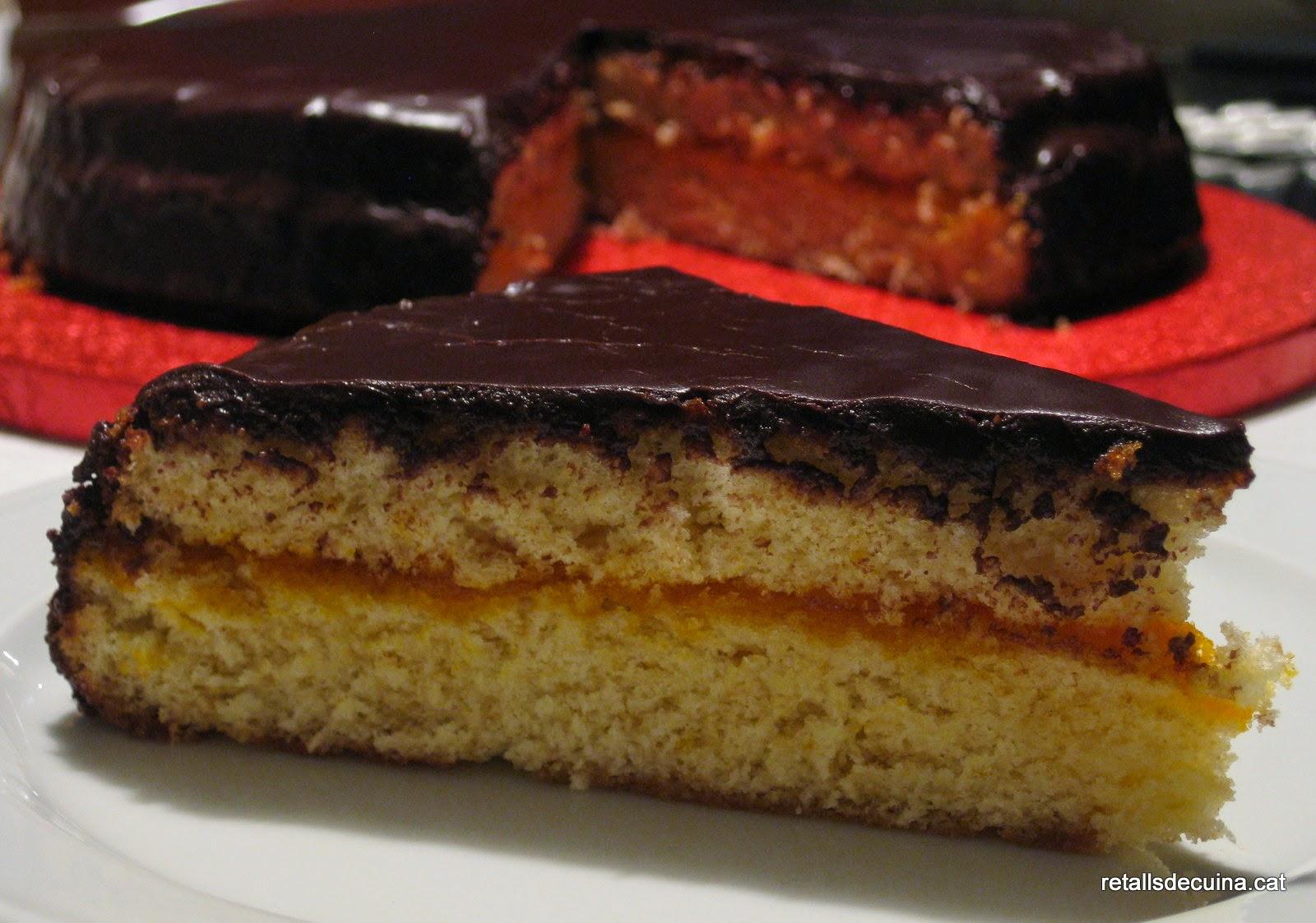 Gateau de xocolata