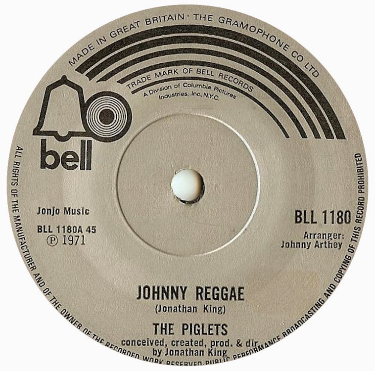 johnny reggae