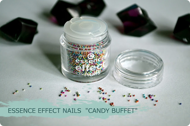 essence Neuheiten Herbst/ Winter 2013 EFFECT NAILS CANDY BUFFET