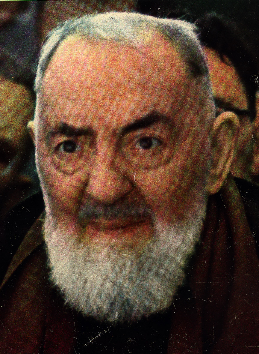 padre pio St padre pio is a miracle worker join in praying the novena to st padre pio with the prayers listed on this page.