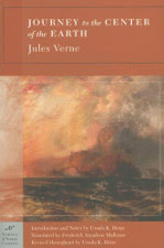 Journey to the Center of the Earth by Jules Verne book