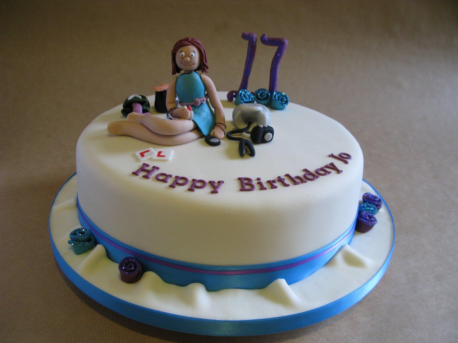 Jo's 17th Birthday Cake | buy a cake