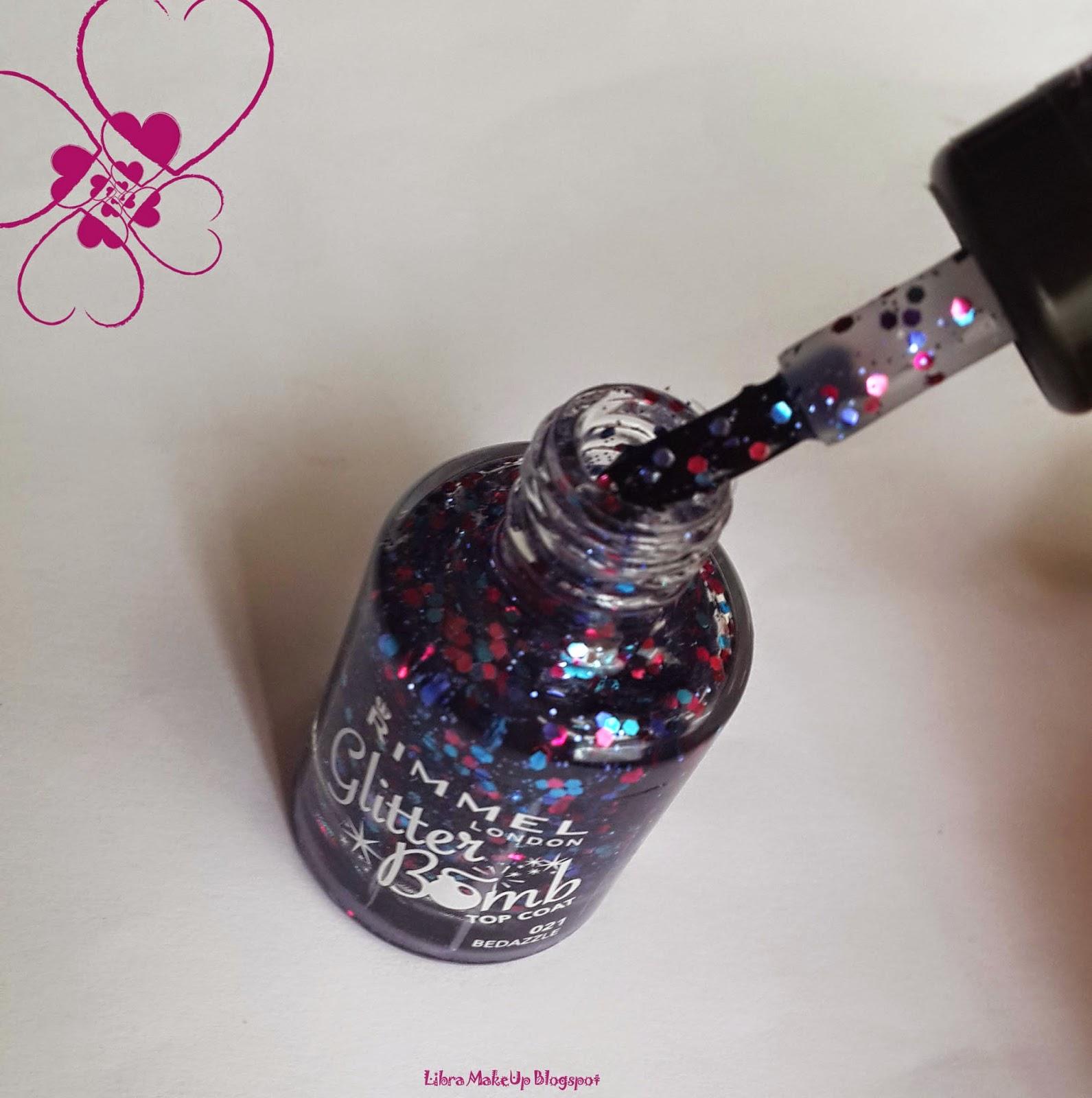 Rimmel London, Glitter Bomb, Bedazzle, oje, parıltılı oje, glitter nailpolish, glitter bomb, nail polish glitter, rimmel london glitter bomb,