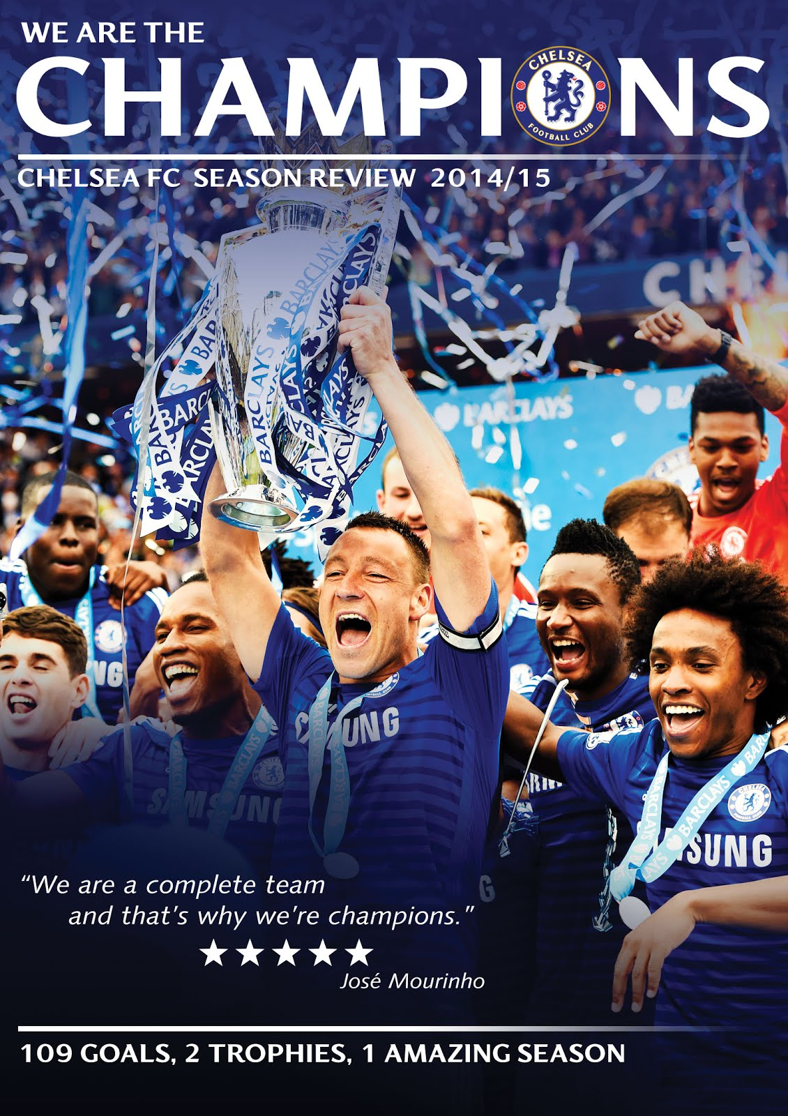 We are the Champions DVD