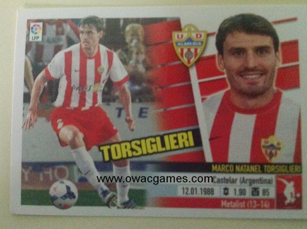 Liga ESTE 2013-14 Almeria Últimos Fichajes 42 - Torsiglieri