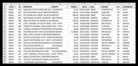 Excel, excel 2010