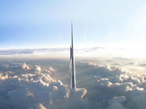 Príncipe saudita quer construir á torre mais alta do mundo