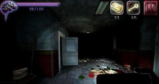 Screenshots of the Slender man origins 3: Abandoned school for Android tablet, phone.