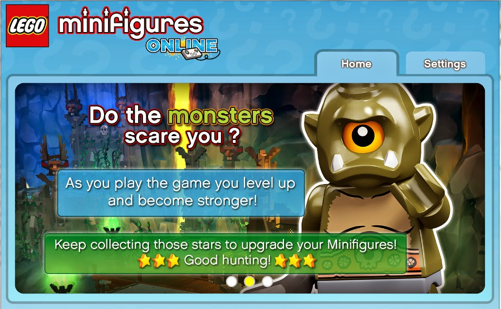 LEGO Series 12 minifigures online game