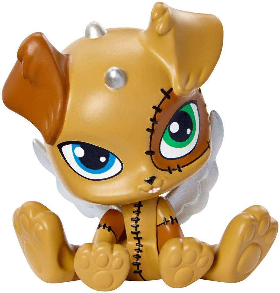 Monster High Vinyl Series Expands With Monster High Pets