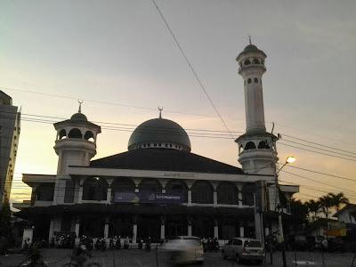 Masjid Fatullah UIN Syarif Hidayatullah