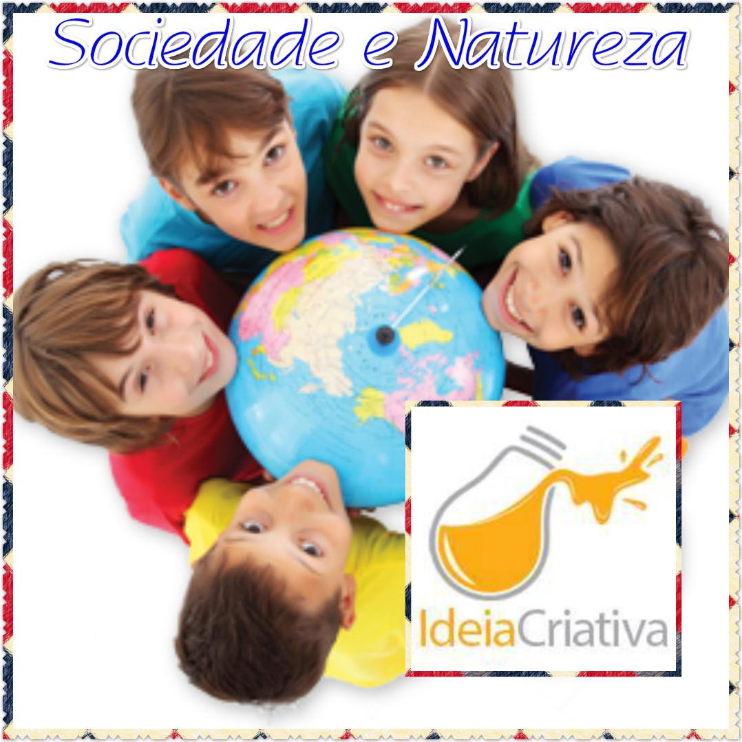 Atividades Sociedade e Natureza Educação Infantil