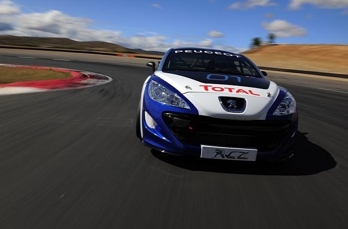 2012 Peugeot RCZ Racing Cup Race Car Introduced | Europeancarsite