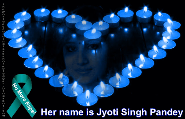 Her name is Jyoti Singh Pandey