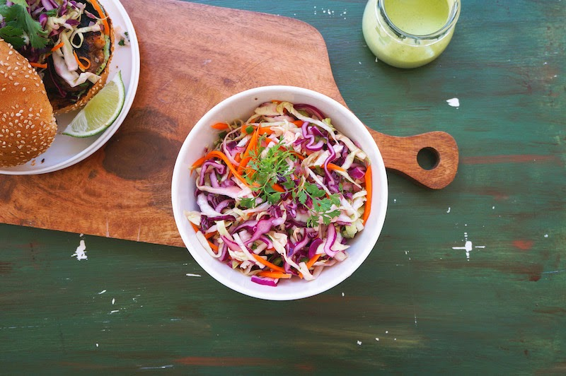 Asian Inspired Coleslaw Recipes — Dishmaps