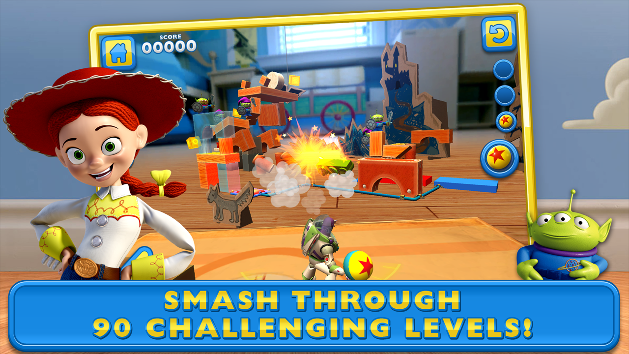 Toy Story: Smash It! v1.2.2 APK