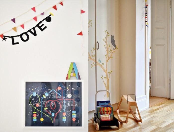 Antoine's & Leonor's room
