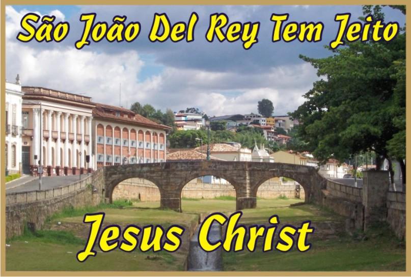 São João Del Rey Tem Jeito Jesus
