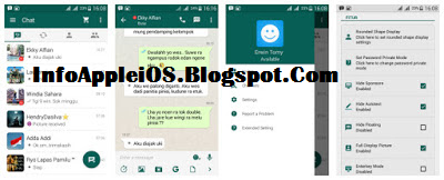Dual BBM Mod WhatsApp Clone v2.9.0.51
