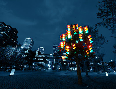 lampu lalulintas, lampu lalulintas terumit, lampu lalulintas terunik, lampu lalu lintas paling unik
