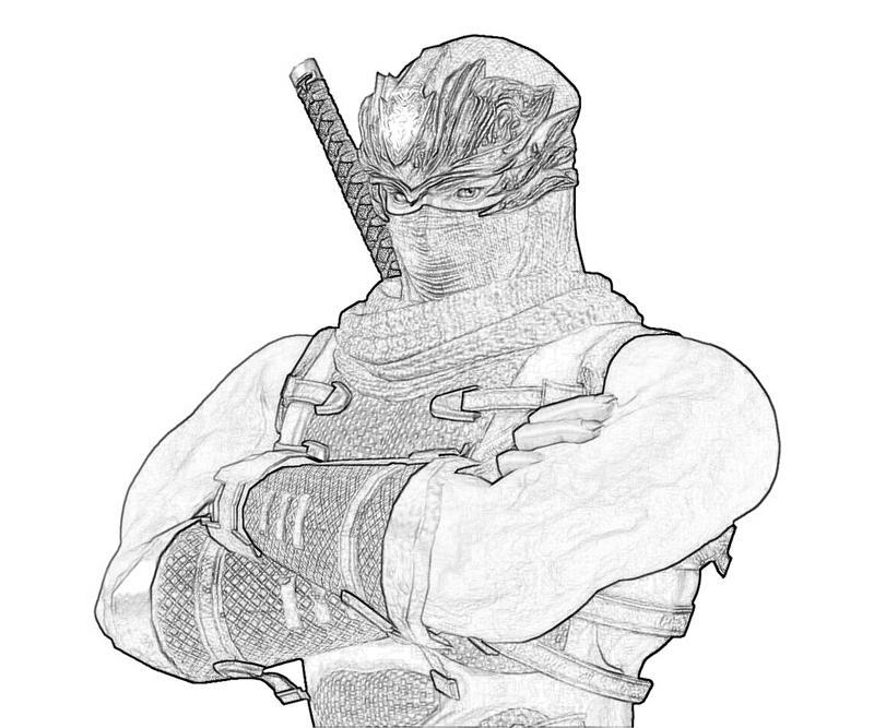 ninja-gaiden-3-ryu-hayabusa-character-coloring-pages