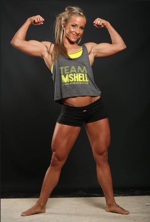 Sexy Women Muscular Leg Photos 70