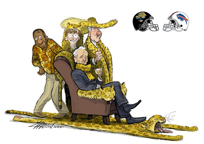 jacksonville jaguars buffalo bills bill murray cosby gates clinton
